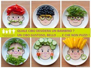 Ti Cucino la Dieta - Mangiar bene fin da piccoli