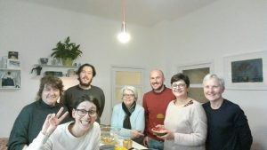 Gruppo 1° laboratorio Ti Cucino la Dieta