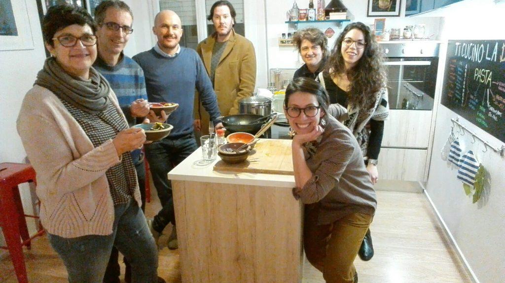 Gruppo 2° laboratorio Ti Cucino la Dieta