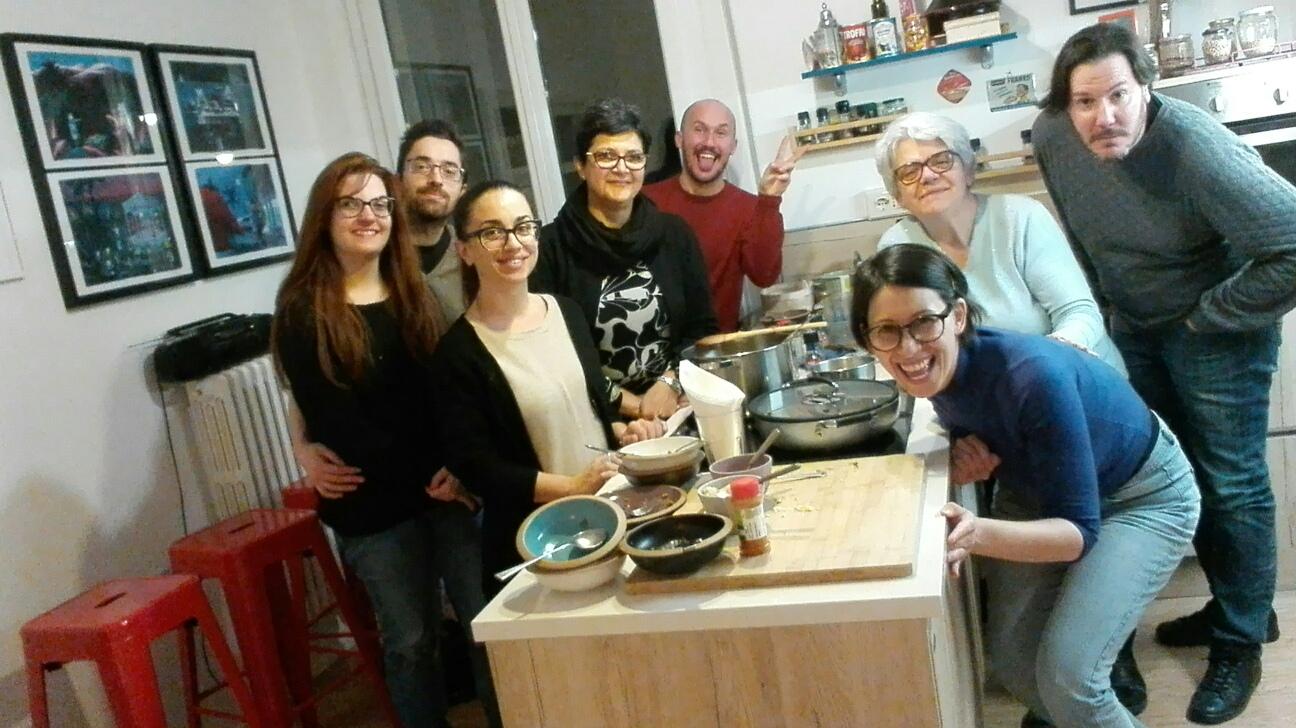 Gruppo 3° laboratorio Ti Cucino la Dieta