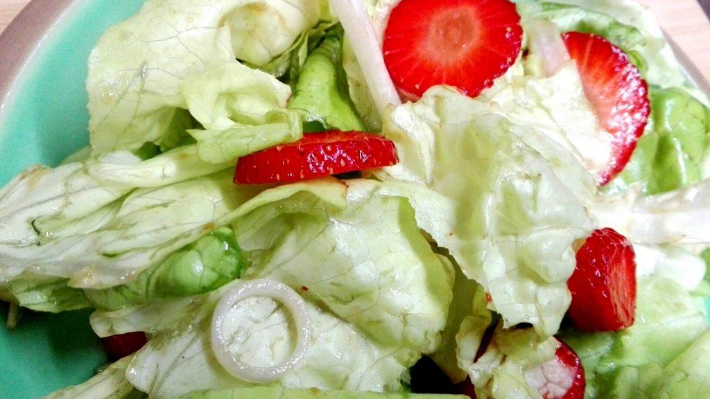 festa della mamma - insalata di frutta