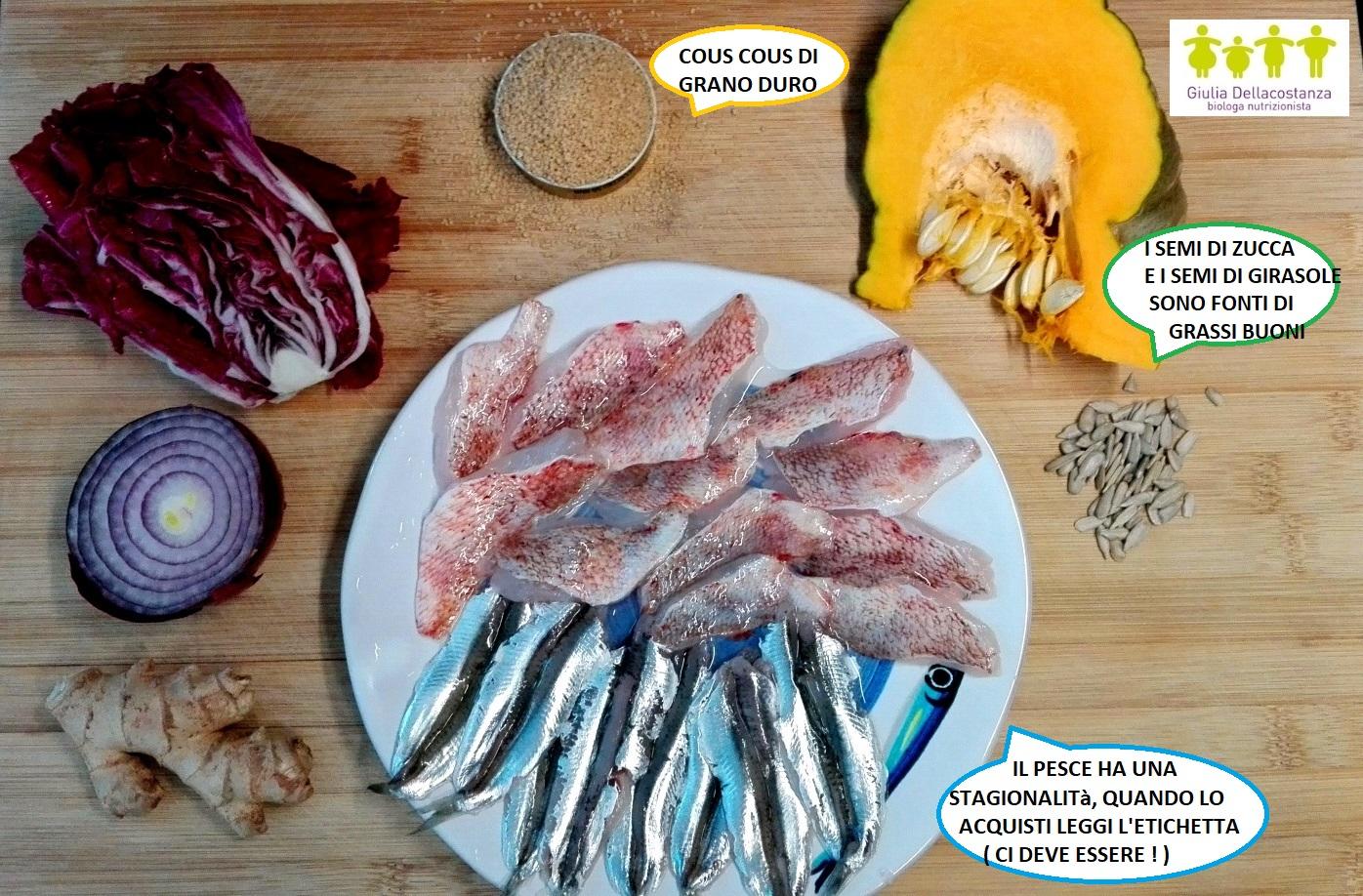 Mangiare pesce fresco, cereali integrali e verdure di stagione fa vivere più a lungo.