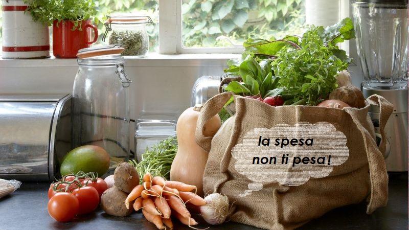 come fare una spesa di verdure di stagione