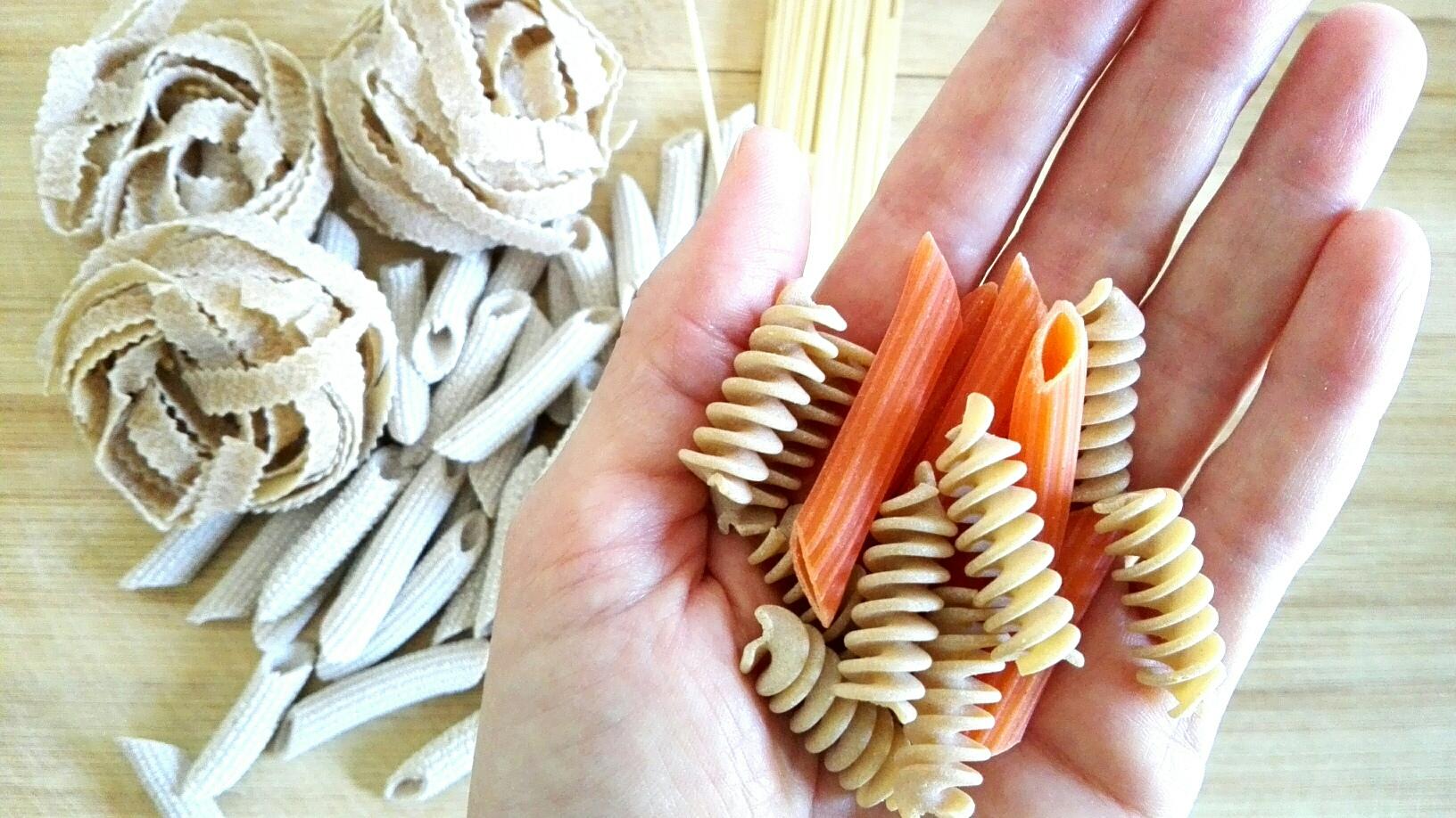 caratteristiche della pasta di legumi